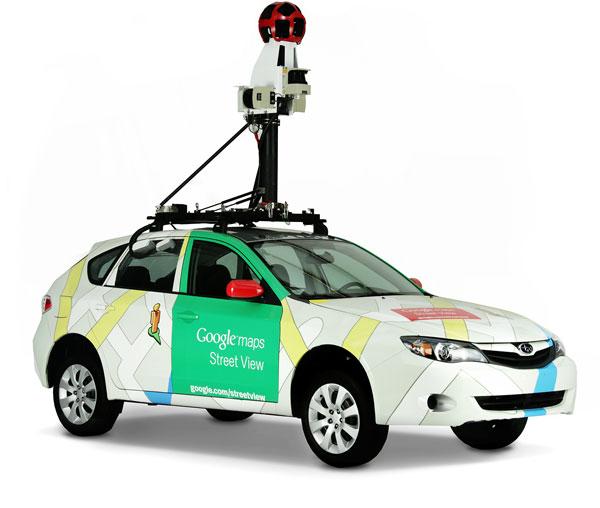 google street view danmark