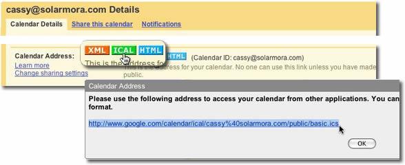 Share Google Calendar Outside Organization : Share google calendar outside domain