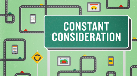 Constant Consideration Research Study