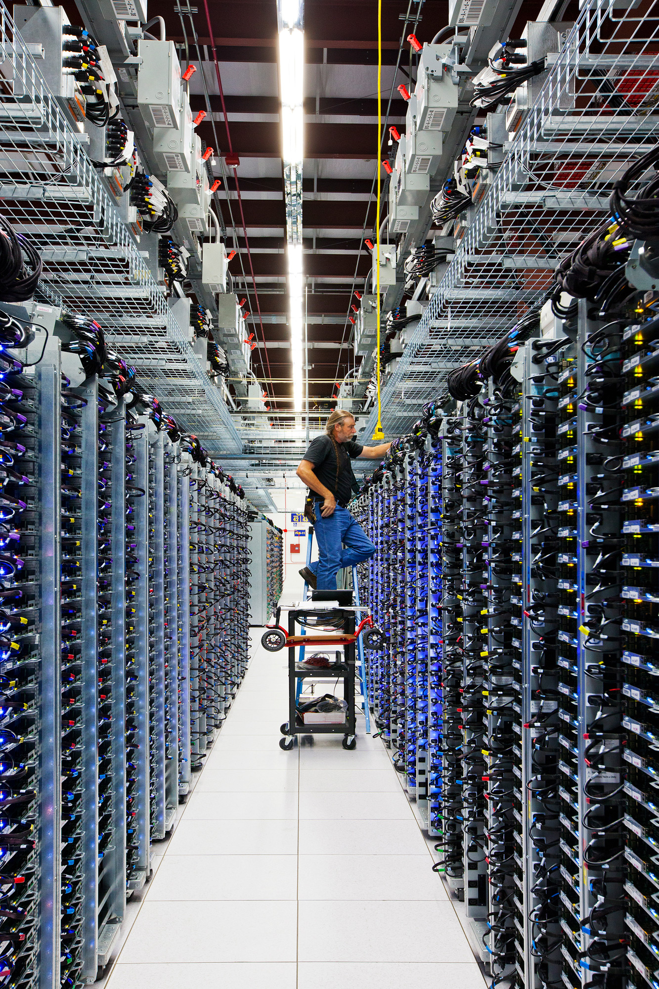 Handle Google server