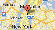 Location of Best Buy - Midtown Manhattan (44th and 5th)