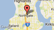 Location of Best Buy - Seattle-Northgate