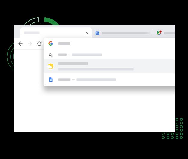 gambar 4 - UI UX google chrome luar biasa