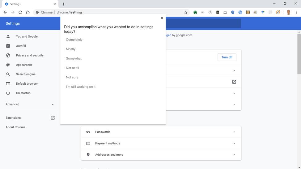 chrome browser privacy policy google chrome