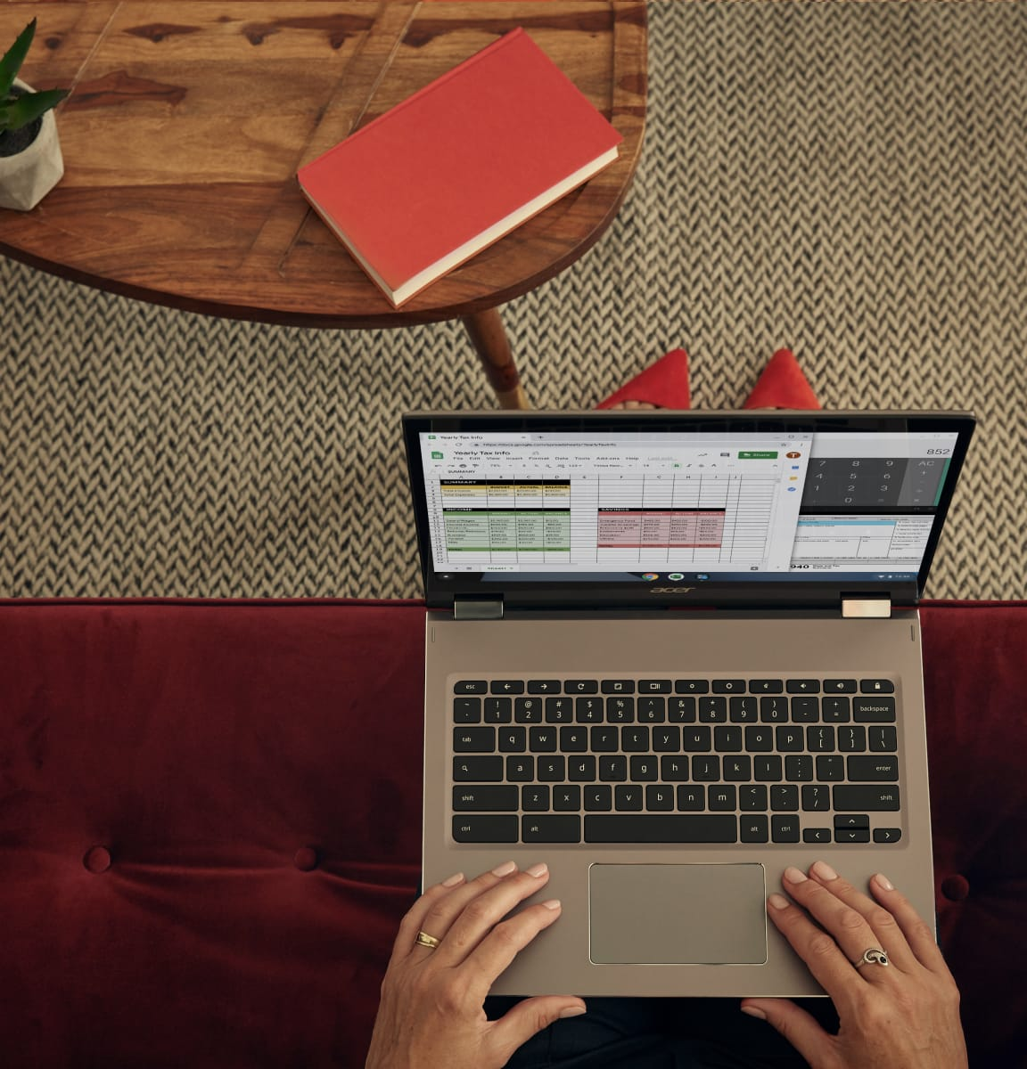 Chrome OS Features – Google Chromebooks