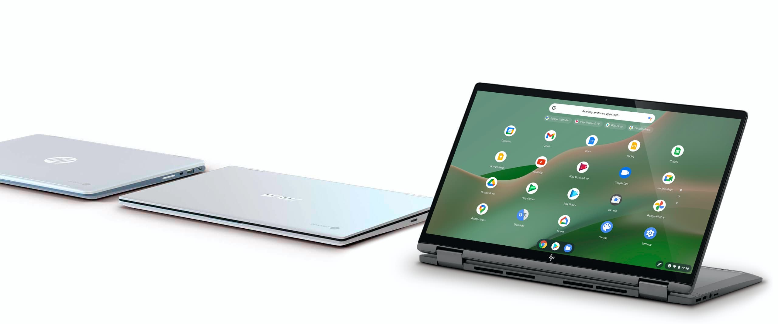 Google Chromebooks - Laptops, Detachables and Tablets