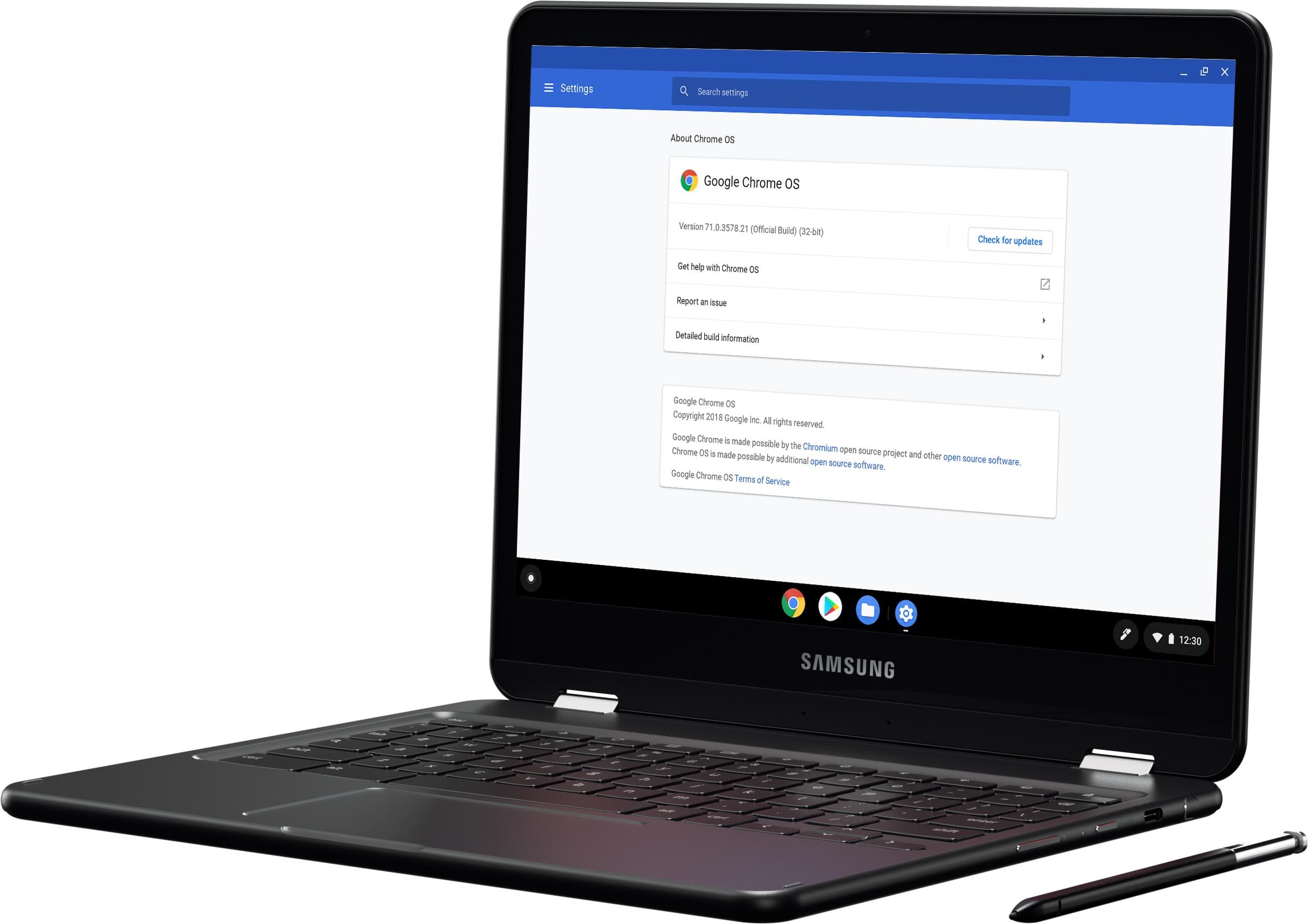 Features – Google Chromebooks