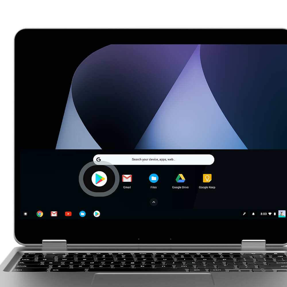 how to delete apps on google chromebook