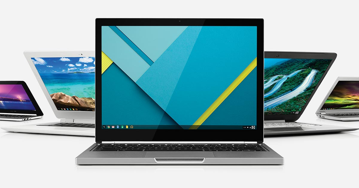 Google Chromebooks - Laptops, Detachables and Tablets