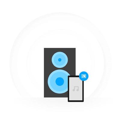 Chromecast built-in - Audio
