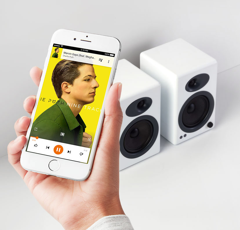 speakers with chromecast builtin