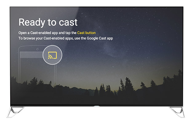 Chromecast built-in - TV