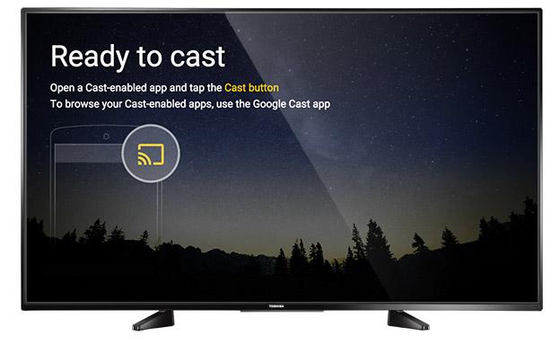 Chromecast built-in - TV