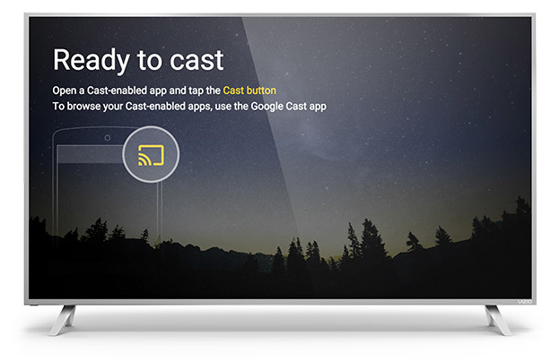 Chromecast Built In Tv