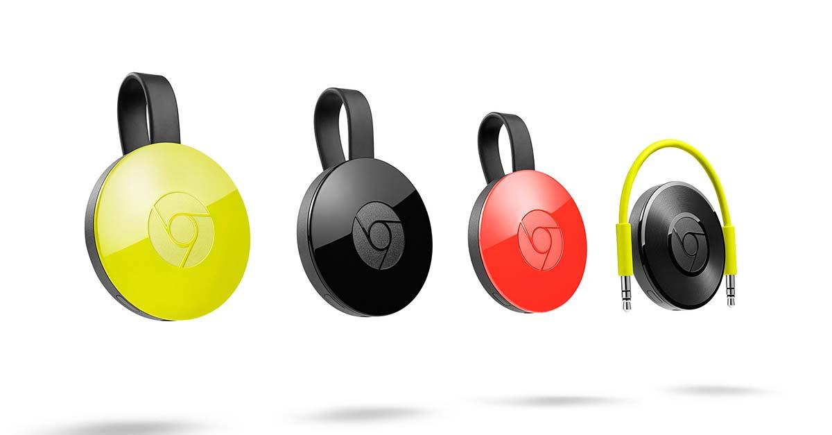 Apps - Chromecast - Google