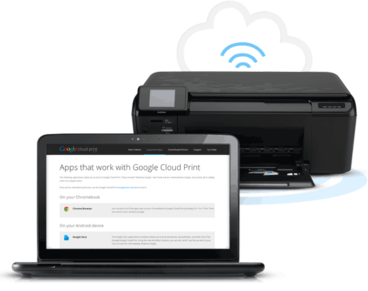 Google - Cloud Print