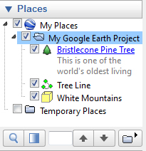 Google Earth Pro Tutorials Places My places