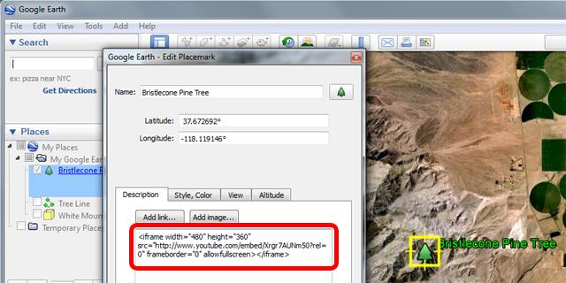 Google Earth Pro Tutorials Edit Placemaker