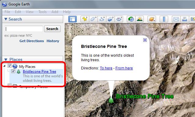Annotating Google Earth – Google Earth Outreach