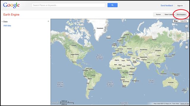 weltkarte google Introduction to Google Earth Engine – Google Earth Outreach weltkarte google