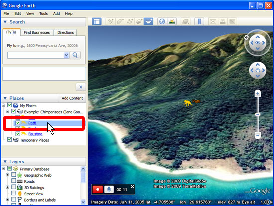 Creating a Narrated Tour in Google Earth – Google Earth ...