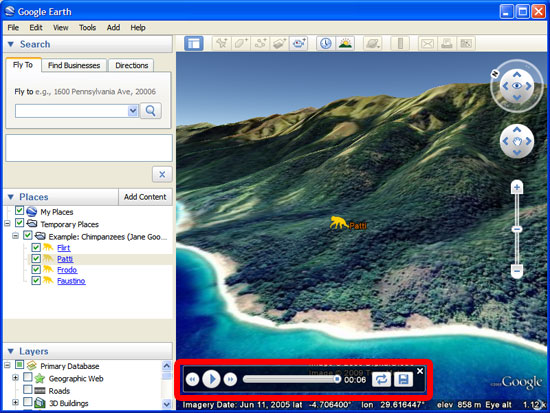 how to make kmz file in google earth