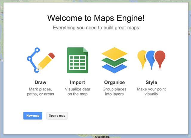 Maps Engine Lite Maps Engine Lite   Hamburg Media Lab