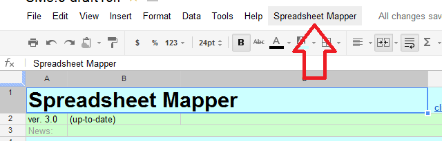 Mapping From A Google Spreadsheet Earth Outreach
