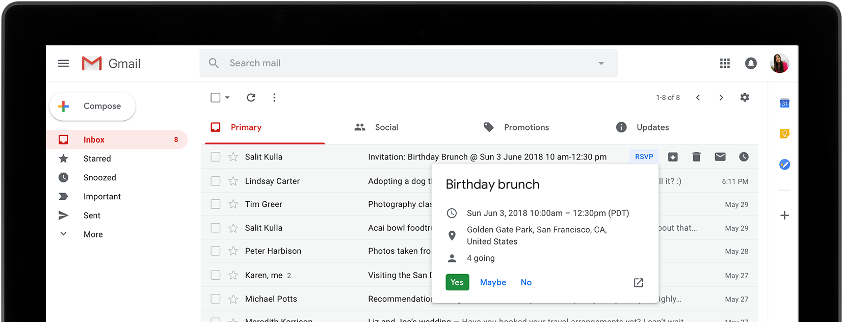Gmail Free Storage And Email From Google