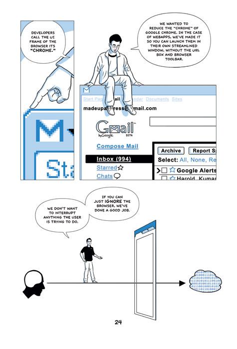 Seamless web OS