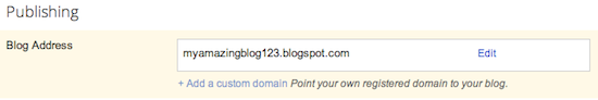 Custom Domain Blogspot Sudah Kembali Normal