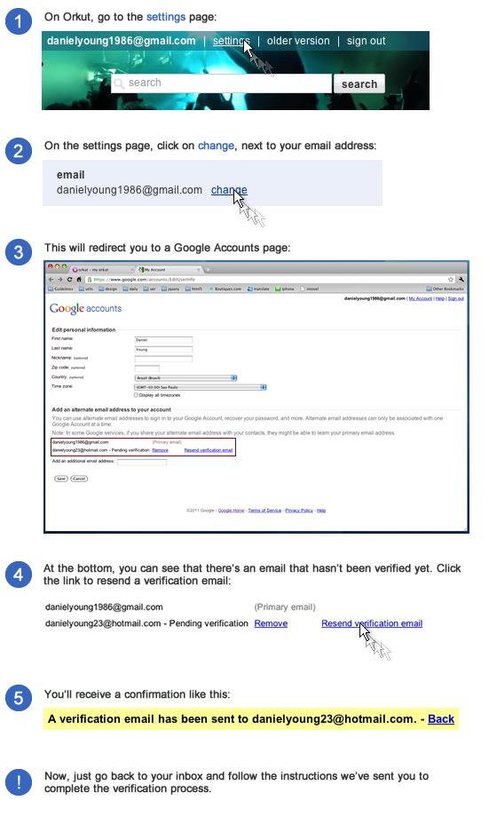 Orkut Creates Seal for Verified Accounts