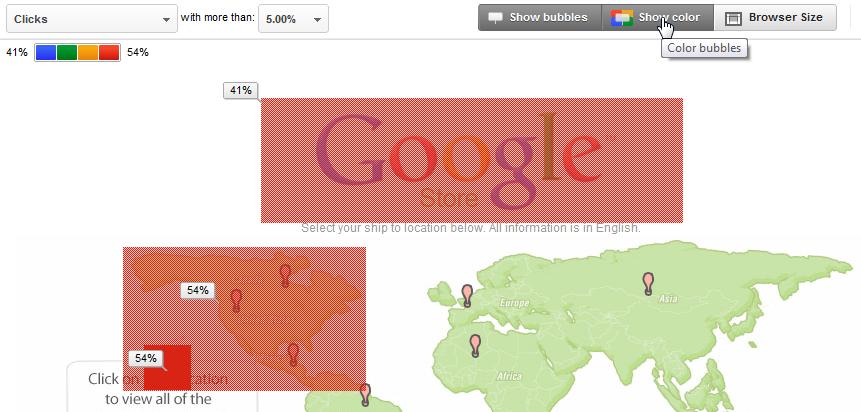 In-Page Analytics: Phân tích Website một cách trực quan nhất 17