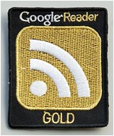 Gold ReaderAdvantage badge