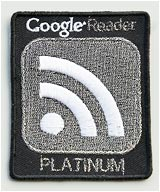 Platinum ReaderAdvantage badge