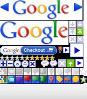 Google y su sprite de carga