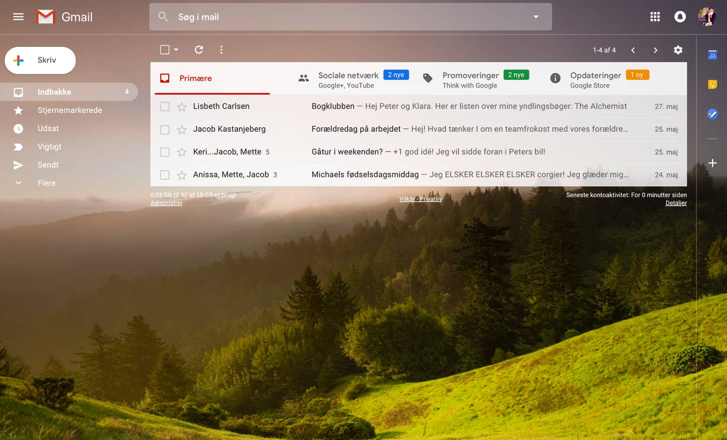 25 nyeste citater Gmail – gratis lagerplads og gratis e mails fra Google 25 nyeste citater
