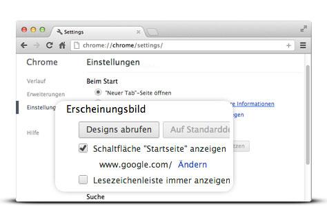 Google Konto Als Standard Festlegen
