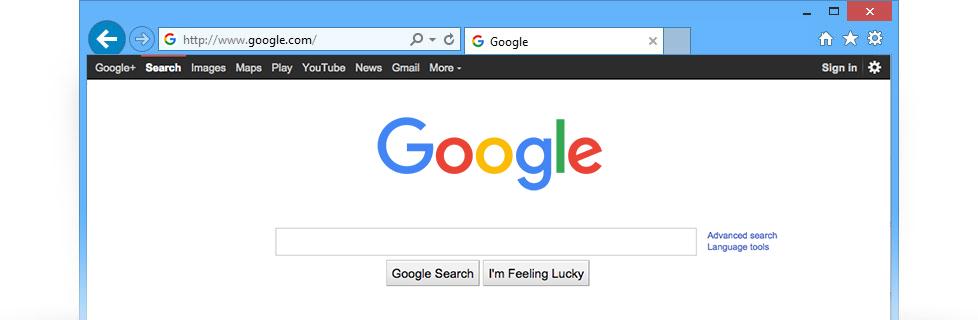 homepage google anmelden