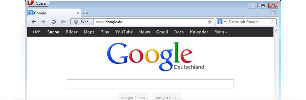 google homepage anmelden