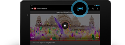 how to get chromecast to work on laptop
