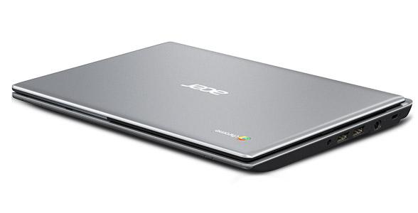Впечатление по работе Google Chrome OS на Acer C7 Chromebook