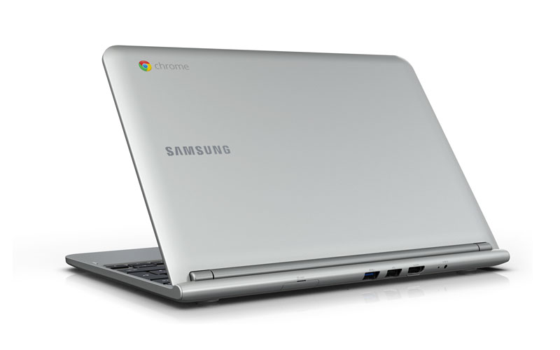 Samsung Upgrades the Chromebook