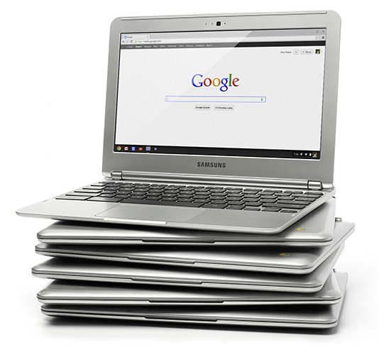Samsung Series 3 Chromebook for $249