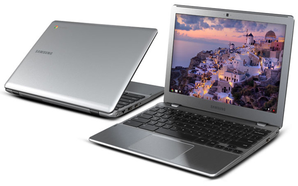 New Chromebooks announced