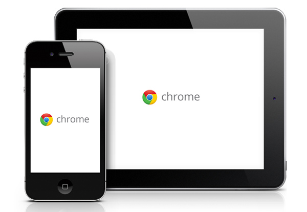 Chrome for iPhone and iPad