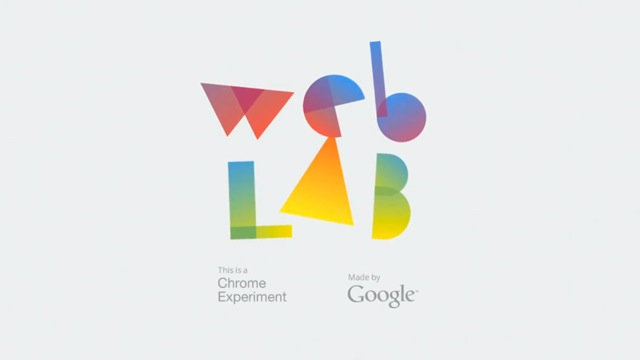 Chrome Web Lab launched in Beta