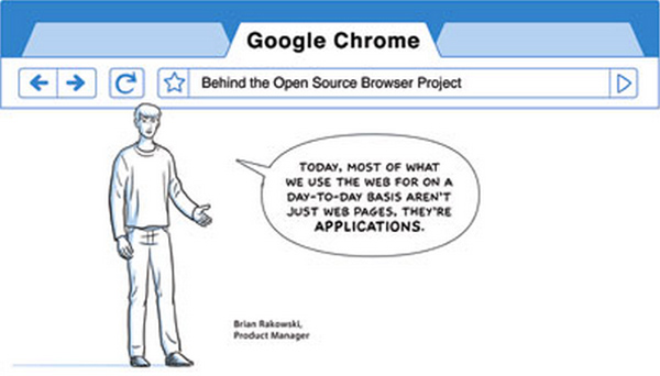 The Chrome team builds a browser