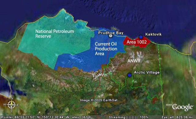 arctic national wildlife refuge oil drilling pros