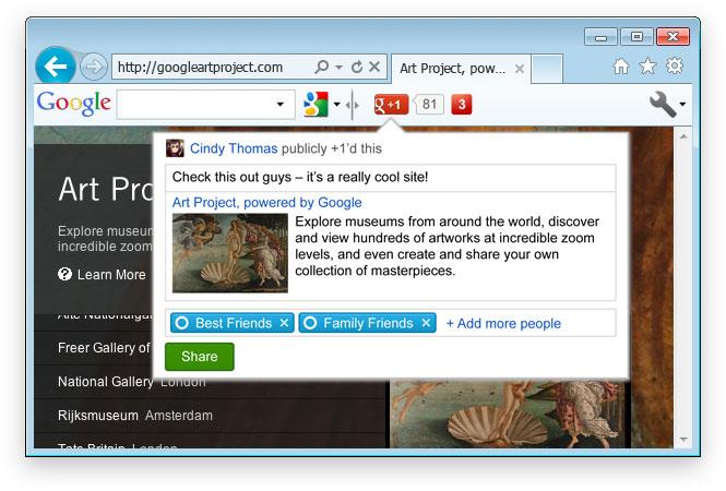 google toolbar italiano